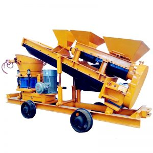 JPS7IL Shotcrete Machine